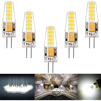 Condensador para evitar parpadeo de bombillas de led: Amazon.es ...