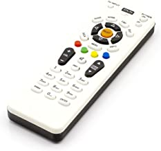 THE CIMPLE CO - Simplified Remote Control Compatible with DIRECTV (now AT&T) Receivers- Extra-Long Life Batteries and Proprietary Code List - Programming Manual for Direct tv Equipment, NO DVR Buttons