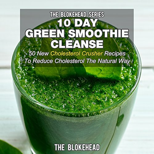 10 Day Green Smoothie Cleanse audiobook cover art