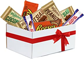 Scorched Peanut Bars Mixed Box - Gift Box - Birthday Hamper 24 Pack