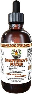 Shepherd's Purse Liquid Extract, Organic Shepherd's Purse (Capsella Bursa-Pastoris) Tincture 2 oz