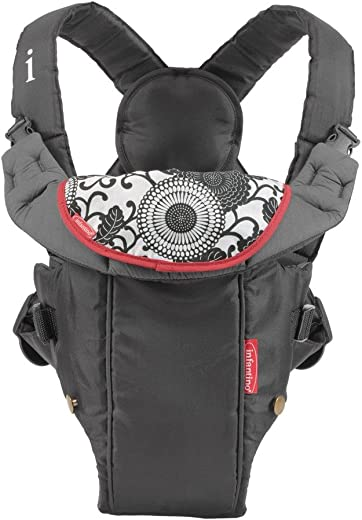 Infantino Swift Classic Carrier, Black