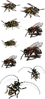 Best bee tattoo temporary Reviews