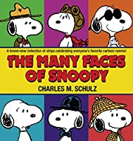 The Many Faces of Snoopy (Peanuts)