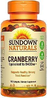 Sundown Naturals Herbal Supplement Super Cranberry - 150 CT