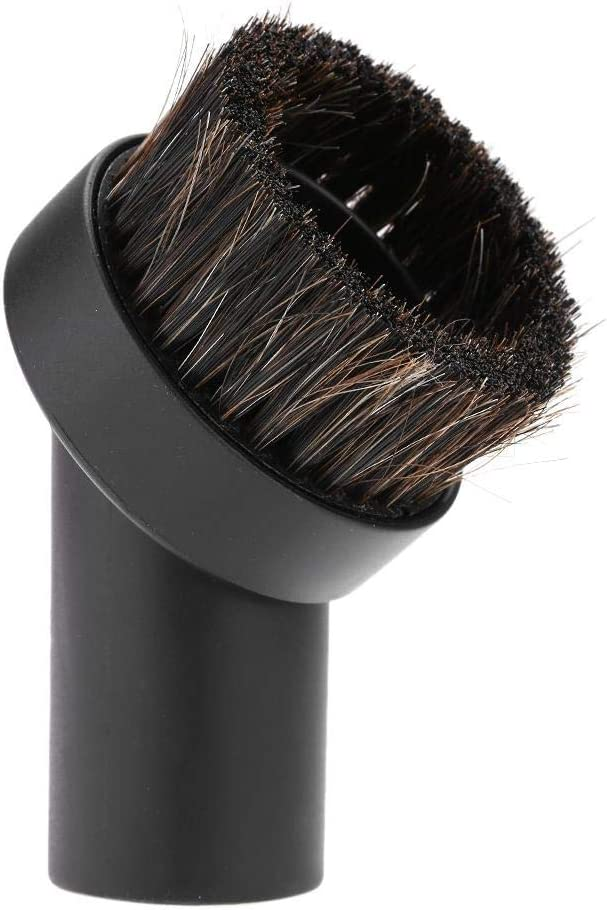 Enrilior Horsehair Vacuum Floor Brush Now free shipping Translated Dust Cleaner 1pc Accessory