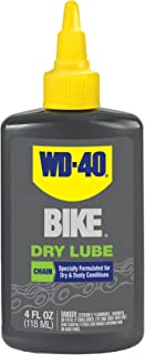 WD-40 BIKE: All-Conditions Lube, Dry Lube, Wet Lube, Bike Wash, Chain Degreaser