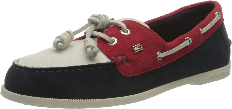 Tommy Hilfiger Essential Boat Shoe Tommy ESSENZIAL Scarpa da Barca Donna