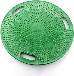 DIOE Base de platine tournante Lazy Susan - Petit matériel en caoutchouc souple, diamètre 365 mm, épaisseur de 20 mm, conc...