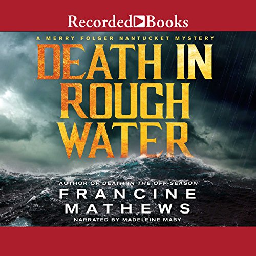 Death in Rough Water Titelbild