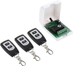 OWSOO Smart Home 1527 433 MHz RF DC 12 V 3CH leercode draadloze afstandsbediening schakelaar relais ontvanger zender unive...