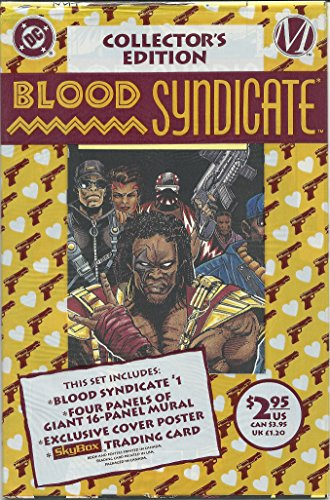 Blood Syndicate #1 Collector's Set