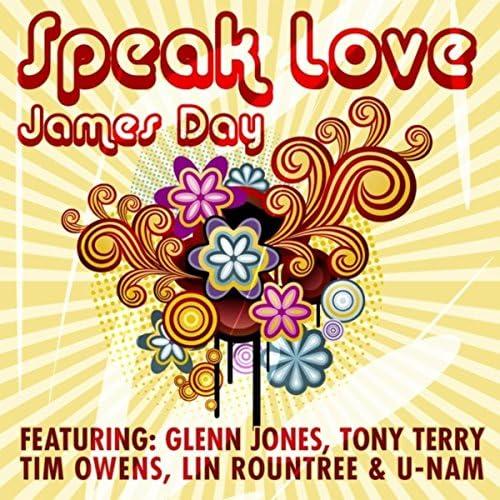 James Day feat. Glenn Jones, Tony Terry, Tim Owens, Lin Rountree & U-Nam
