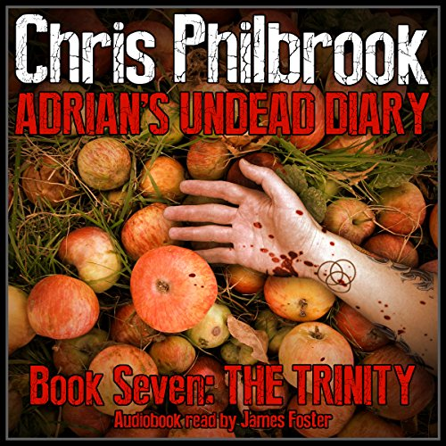 The Trinity audiobook cover art