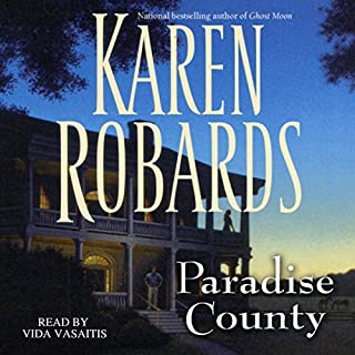 Paradise County audiobook cover art