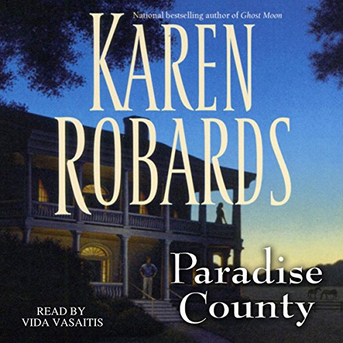 Paradise County  By  cover art