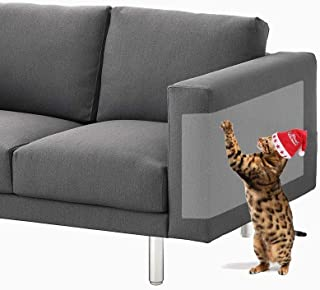 Mumoo Bear mb-p06 6 PCS Furniture Protectors From Cats, Stop Cat Scratching Couch, Door & Other Furniture, Clear
