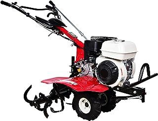 QILIN 4 Cycle Mini Cultivator, Gasoline Rotary Cultivator, Multi-function Micro Cultivator, 4-stroke Engine, Tillage Width...