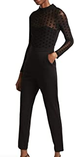 French Connection Women's Marie Chiffon Jumpsuit
