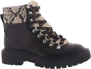 السيرك بواسطة سام إديلمان حذاء فلورا لمنتصف الساق للنساء، أسود متعدد الأفعى، 6. 5 الولايات المتحدة