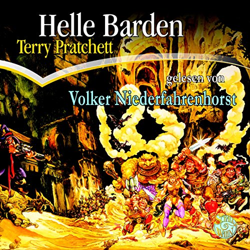 Helle Barden audiobook cover art