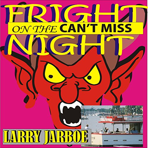 Fright Night on the Can't Miss audiobook cover art