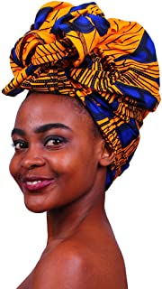 Traditional African Headwrap Headtie Nigerian Scarf Headwear Lots Colors Available