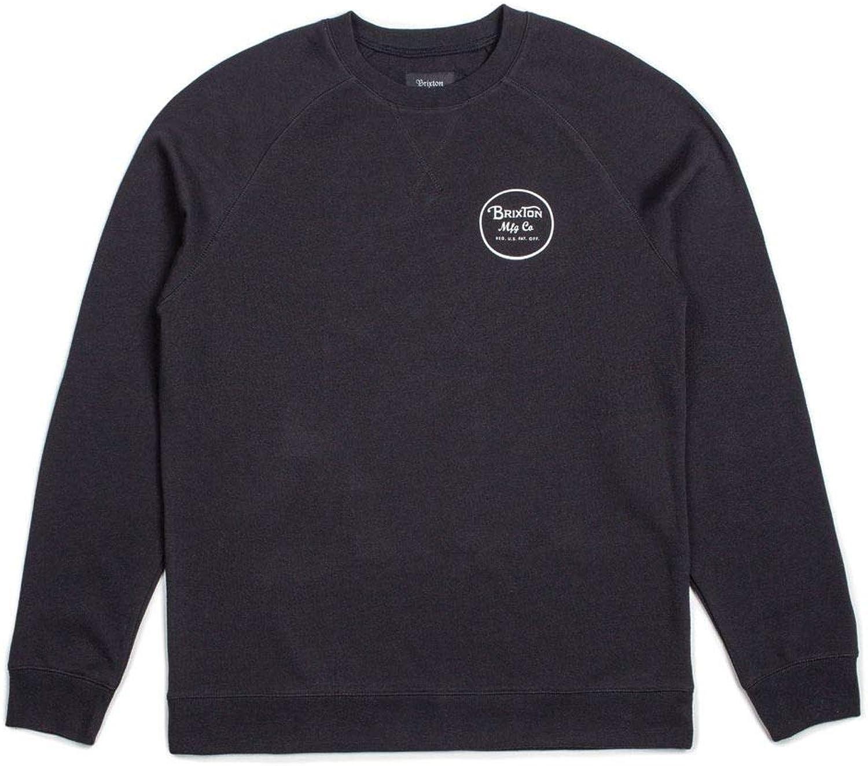 Brixton Wheeler Intl Sweatshirt schwarz