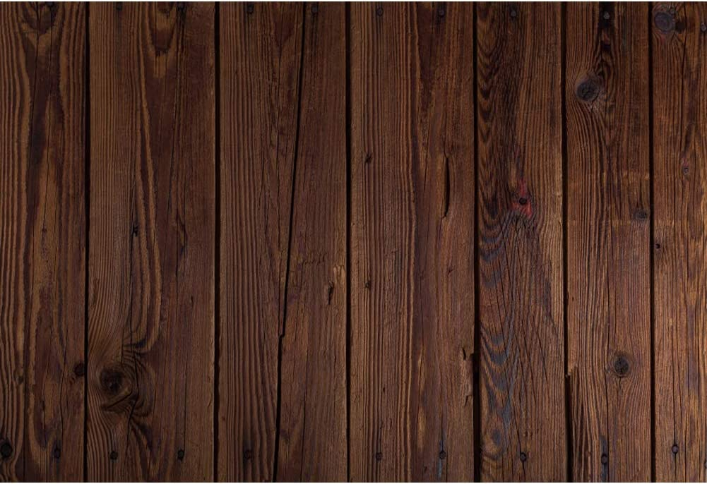 TCReal Wood Board Background Photography Studio Minimalist Floor Backdrop Birthday Family Party Photography Background Warm Home Decoration 6x4ft,chy452