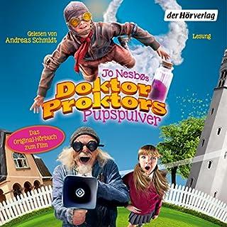 Doktor Proktors Pupspulver cover art