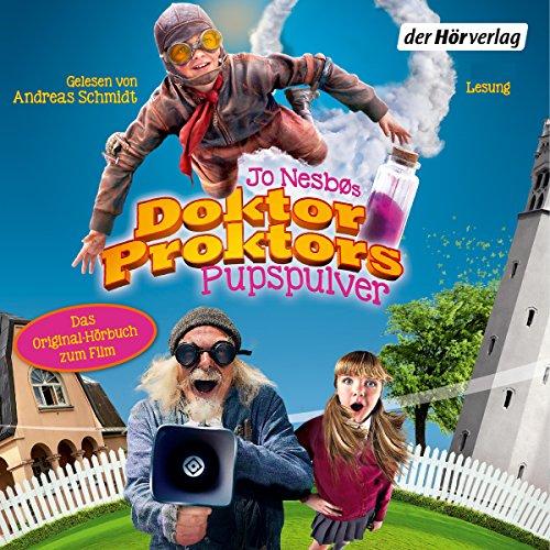 Doktor Proktors Pupspulver: Doktor Proktor 1