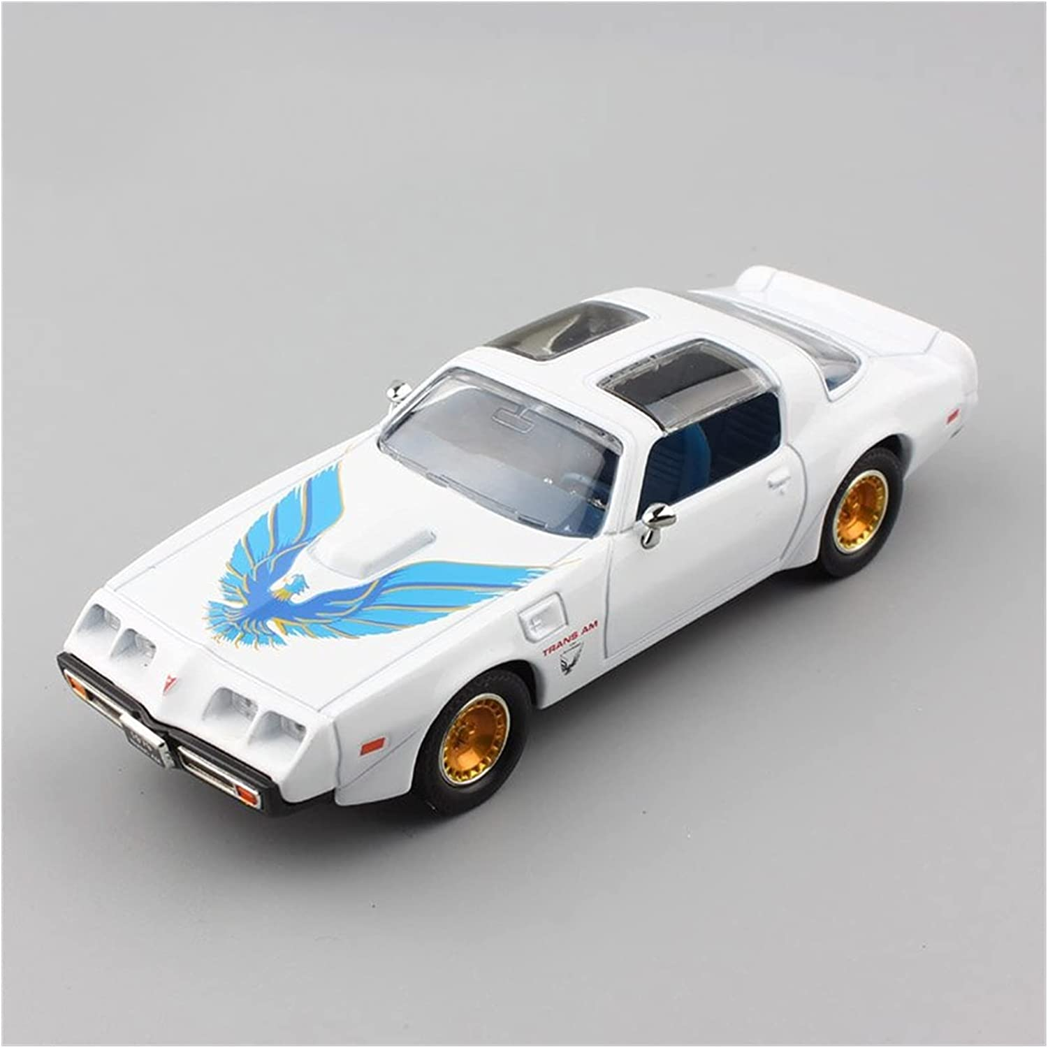 Original Factory 1:43 for Road 1979 Pontiac Trans Credence Eagle Cheap mail order sales Firebird