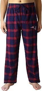 NE PATRIOTS Mens Plaid Pajama Pants Multicolour Size S