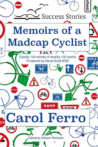 Memoirs of a Madcap Cyclist (Drabble Diaries) (English Edition)