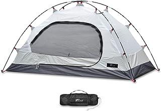 FIELDOOR カンガルーテント100 インナーテント コンパクト 軽量 収納 大型テント シェルター トンネルテント 2ルームテント キャンプ アウトドア 屋内 ソロ