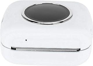 Inkless Printing 300DPI Printer HD Mini Printer Receipt Printer, Portable Camera Printer Bluetooth Printer, Durable for Pi...