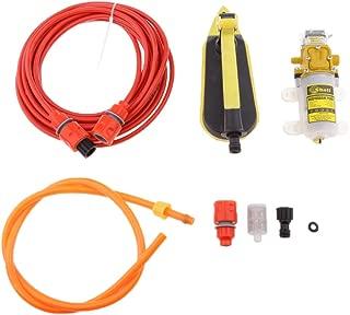 H HILABEE Bomba de Gasolina Imprimador Manual para Moto Bombas de Gasolina a Gas Kit de Manguera Combustible