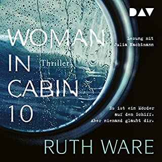 Woman in Cabin 10 Titelbild
