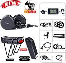 mid drive electric bike kit