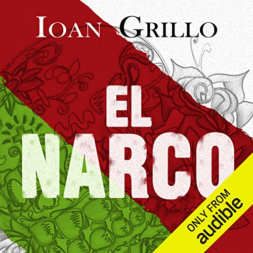 El Narco audiobook cover art