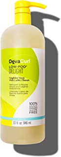 DevaCurl Low Poo Delight Cleanser; 32oz