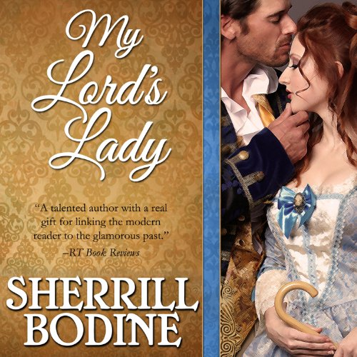 My Lord's Lady audiobook cover art