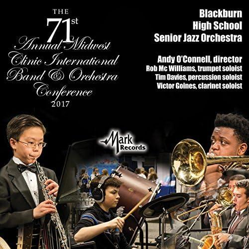 Blackburn High School Senior Jazz Orchestra