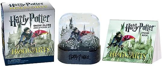 Harry Potter Hogwarts Castle Snow Globe and Sticker Kit (RP Minis)