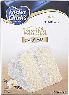 Foster Clarks Vanilla Cake Mix, 500 g