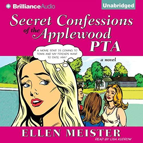 Secret Confessions of the Applewood PTA audiobook cover art