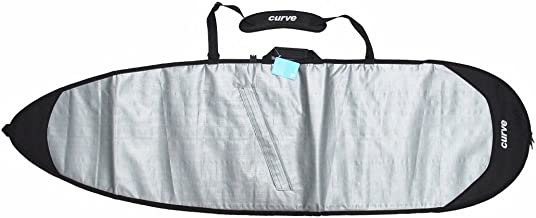 Curve New Surfboard Bag Day Surfboard Cover - Supermodel SHORTBOARD Size 5'9 to 7'2