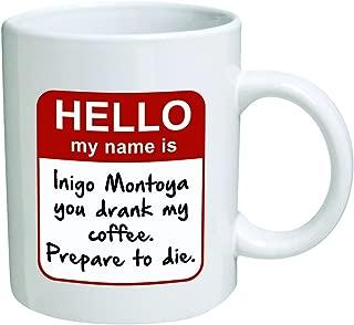 Best my name is inigo montoya mug Reviews