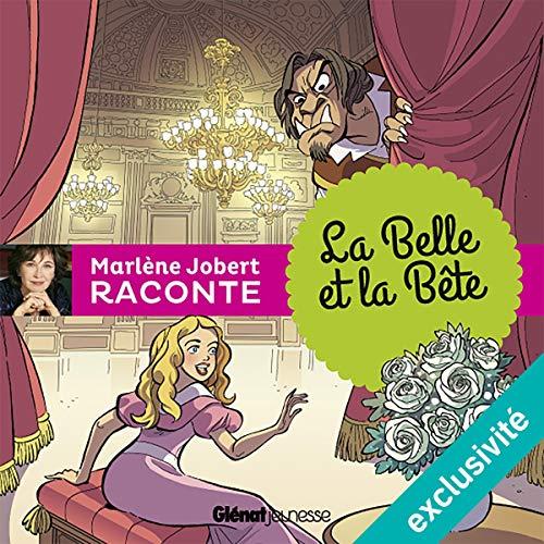 La Belle et la Bête audiobook cover art