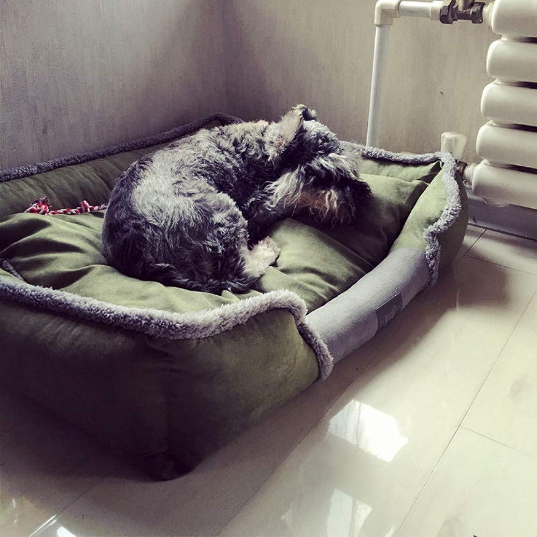 CSDATeddy's pet kennel Dog Kennel,Army green